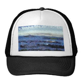 Ocean swells cap