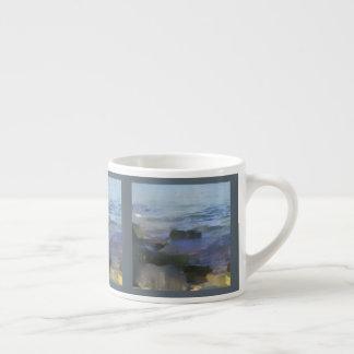 Ocean Theme Espresso Mug