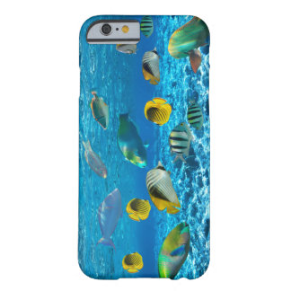 Ocean Underwater Fish iPhone 6 case iPhone 6 case Barely There iPhone 6 Case