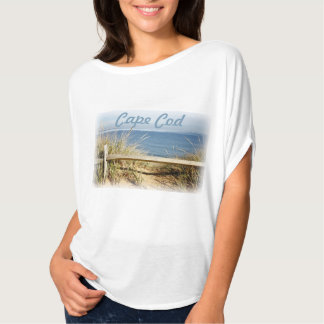 Ocean View and beach fence T-Shirt