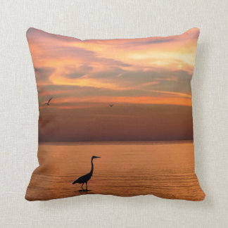 Ocean View at Sunset Cushions