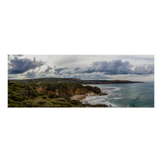 Ocean view Australia Poster