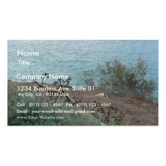 Ocean View Business Cards