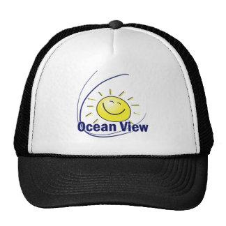 Ocean View Mesh Hats
