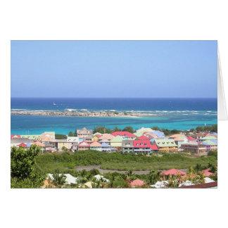 Ocean View Greeting Card