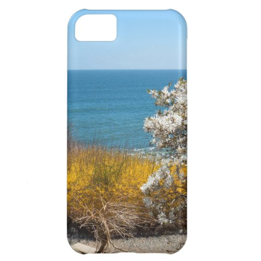 Ocean View Cover For iPhone 5C