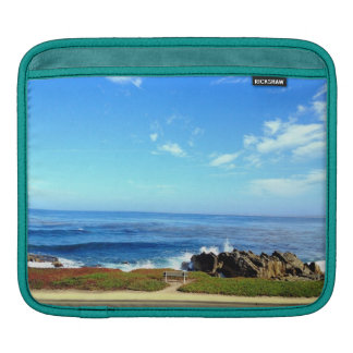 Ocean View iPad Sleeve