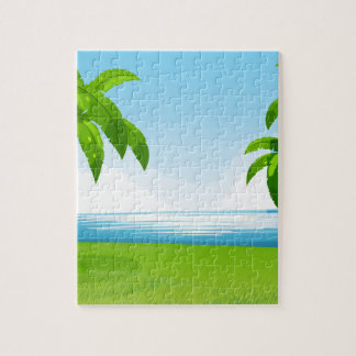 Ocean view jigsaw puzzles