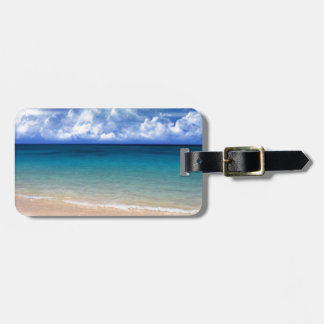 Ocean View Luggage Tag