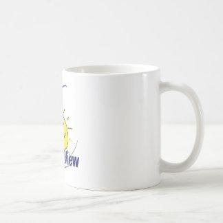 Ocean View Coffee Mugs