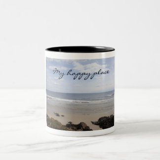 Ocean view Mug Happy