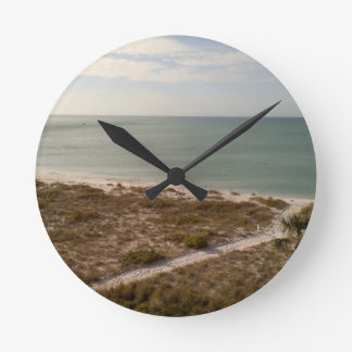 OCEAN VIEW ON THE GULF WALL CLOCKS
