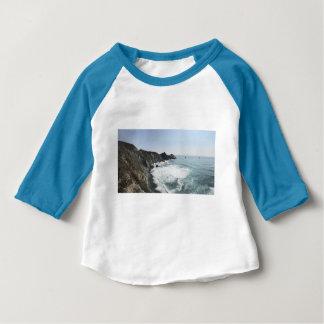 Ocean View Pacific Coast Highway Big Sur Baby T-Shirt