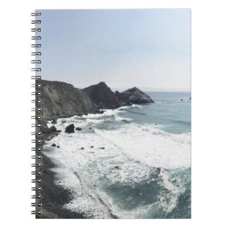 Ocean View Pacific Coast Highway Big Sur Notebooks