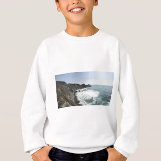 Ocean View Pacific Coast Highway Big Sur Sweatshirt