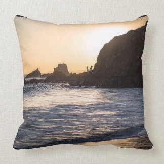 Ocean View Picture Pillow