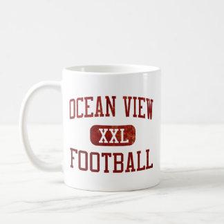 Ocean View Seahawks Football Mugs