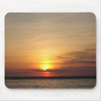 Ocean View Sunset Mouse Mats