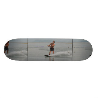 Ocean Wakeboarder Skateboard Deck