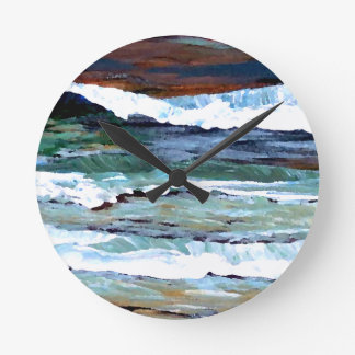 Ocean Wall Clocks