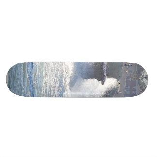 Ocean Water Beaches Skate Deck