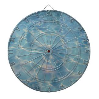 Ocean water dartboard