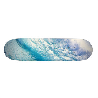 OCEAN WAVE 1 SKATE BOARD DECK