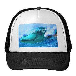 Ocean Wave Cap