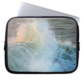 Ocean Wave Computer Sleeves