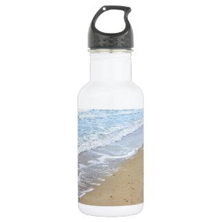 Ocean wave photo 532 ml water bottle
