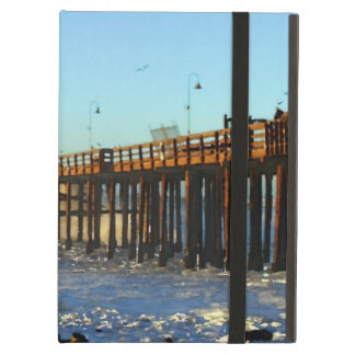 Ocean Wave Storm Pier Case For iPad Air