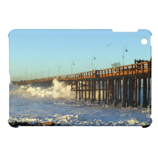 Ocean Wave Storm Pier Case For The iPad Mini