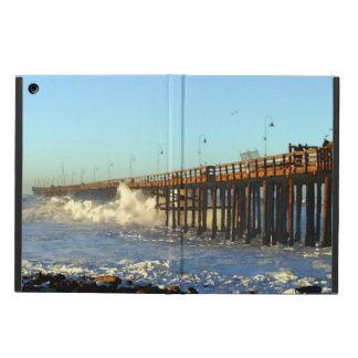 Ocean Wave Storm Pier iPad Air Case