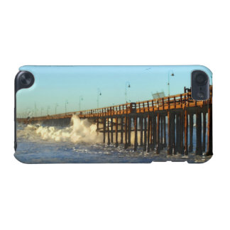 Ocean Wave Storm Pier iPod Touch (5th Generation) Case
