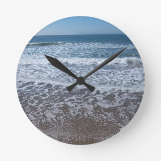 Ocean Waves #1 Wall Clock
