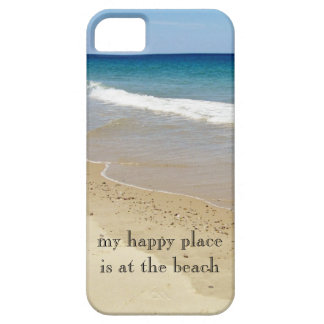 Ocean waves and beach case for the iPhone 5