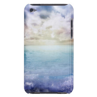 Ocean Waves Beach Scene Cases Barely There iPod Case