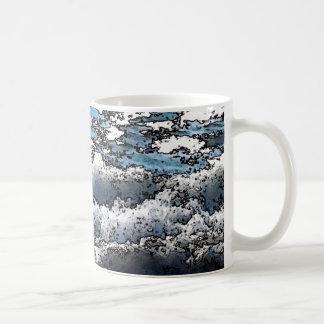 Ocean Waves Classic Mug