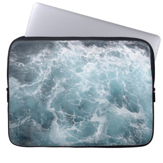 OCEAN WAVES LAPTOP SLEEVES