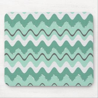 Ocean Waves Mousepads