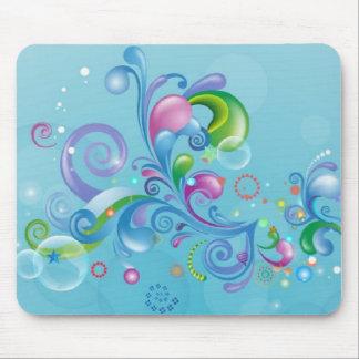 Ocean Waves Mousepad
