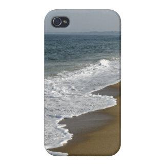 Ocean Waves on the Beach iPhone 4 Case