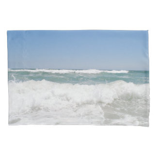Ocean Waves Pillow Cases