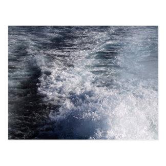 Ocean Waves Post Cards