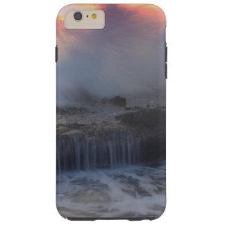 Ocean waves tough iPhone 6 plus case