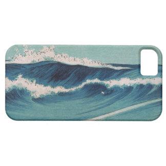 Ocean Waves -  Uehara Konen iPhone 5 Covers