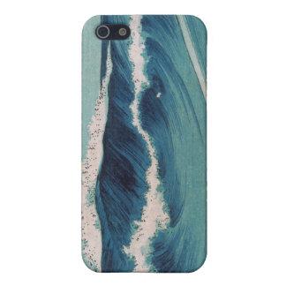 Ocean Waves -  Uehara Konen Case For The iPhone 5