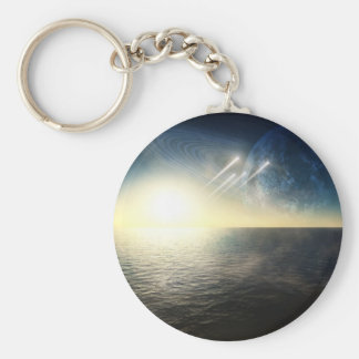 Ocean world with squadron key chain