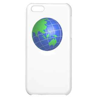 Oceana Globe Cover For iPhone 5C