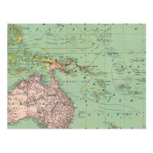 Oceania, Malaysia Postcard